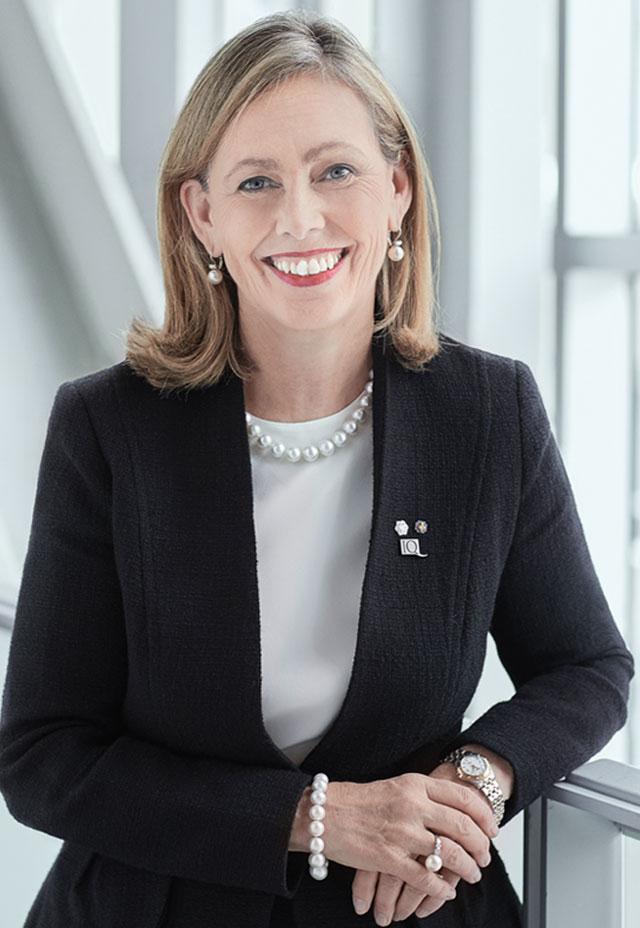 Monique F. Leroux